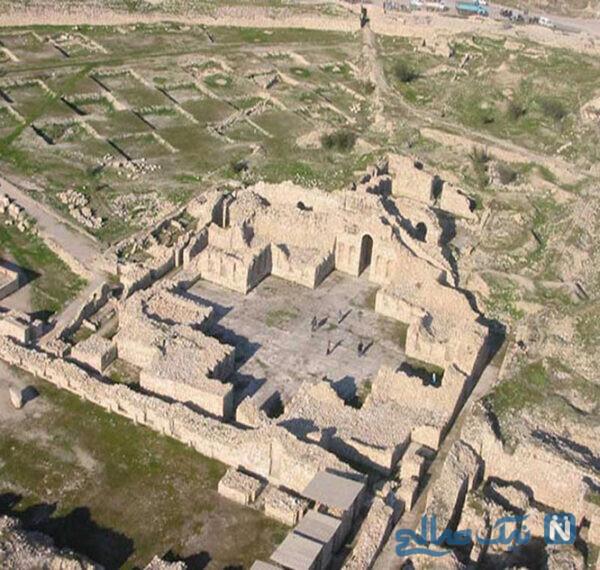 شهر کازرون با تاریخی کهن