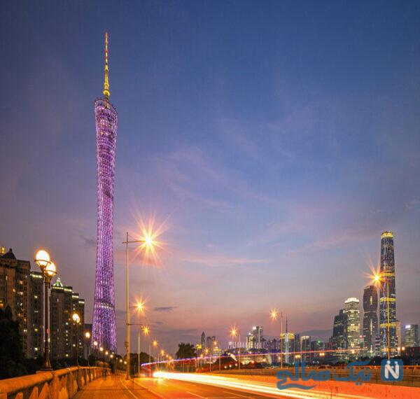 گوانگجو چین، شهری کهن با پوششی نوین