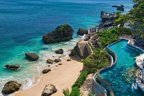 جاذبه های توریستی بالی در اندونزی