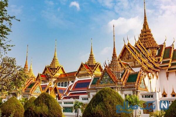 جاذبه های توریستی بانکوک در تایلند را بشناسید