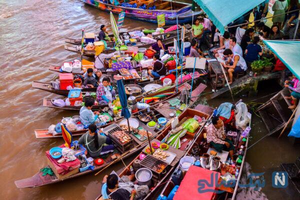 جاذبه های توریستی بانکوک