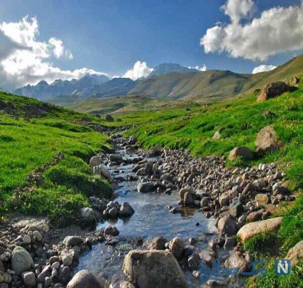 آشنایی با جاذبه های گردشگری و جاهای دیدنی سرعین
