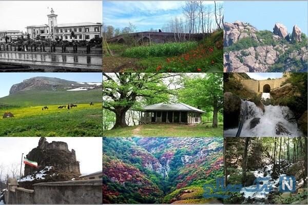 جاهای دیدنی رودسر در استان گیلان را بشناسید