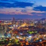 مناطق گردشگری سئول پایتخت کره جنوبی