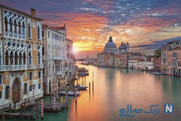 جاذبه های دیدنی ونیز در ایتالیا