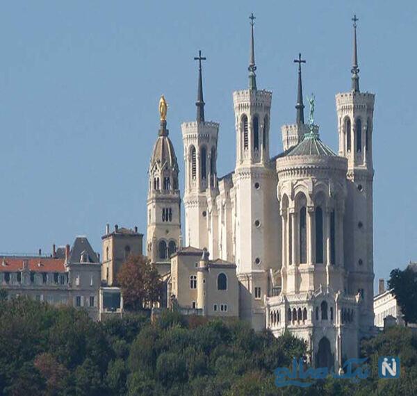 مختصری از تاریخ شهر لیون