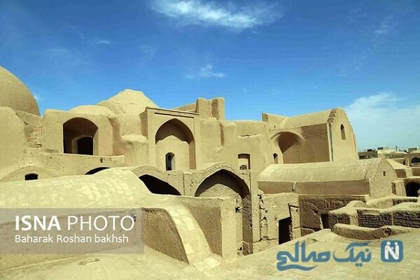 اماکن دیدنی اشکذر در استان یزد