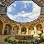 جاذبه های گردشگری مهریز در یزد