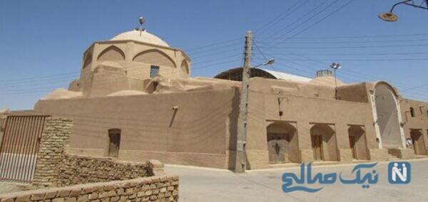 مسجد جامع میبد