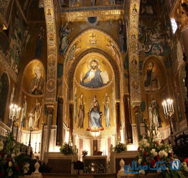 کلیسای cappella palatina