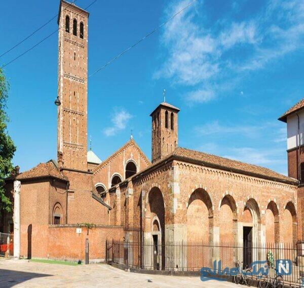 کلیسای سنت آمبروجو