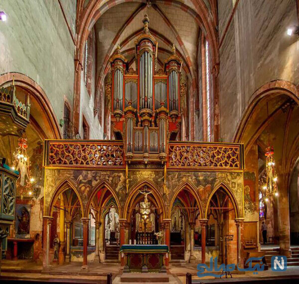 کلیسای سن پیر لوژون