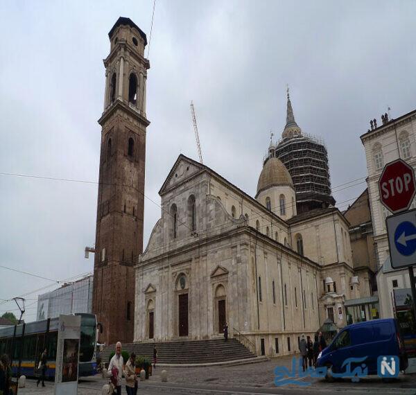 کلیسای جامع و کفن مقدس