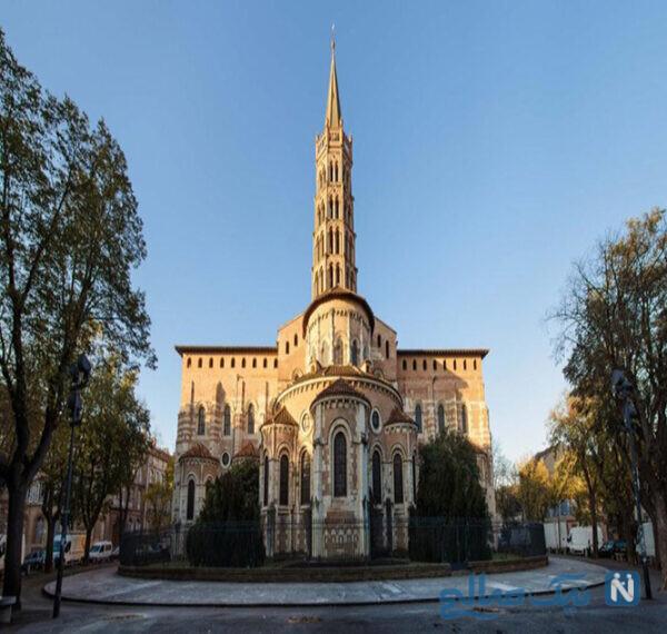 کلیسای بزرگ سنت سرنن