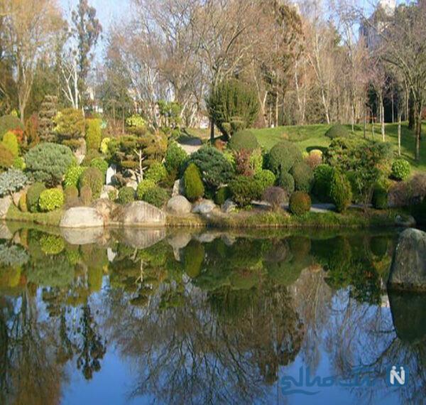 باغ زاپنی در تولوز