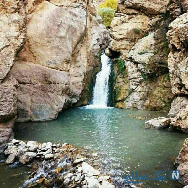 جاذبه های گردشگری صحنه کرمانشاه