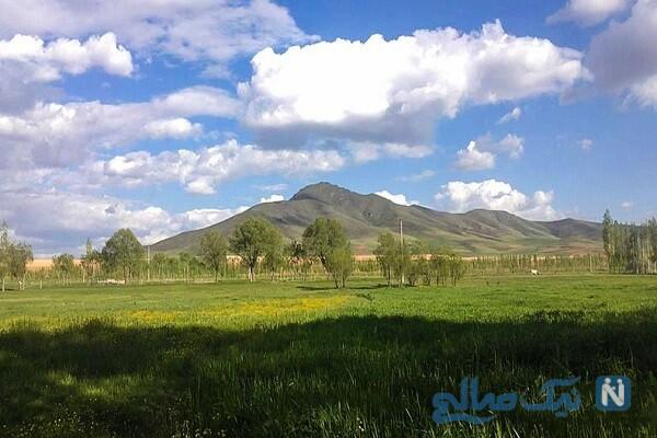 جاهای دیدنی دهگلان در کردستان