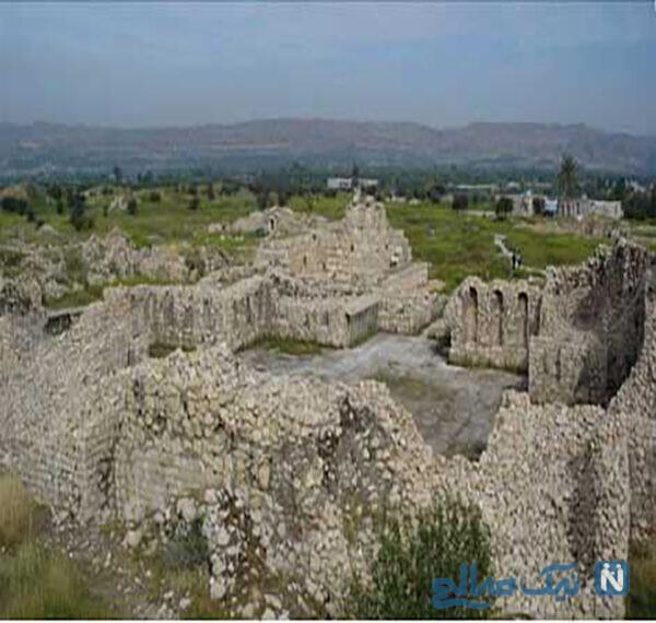 شهر باستانی استخر- تخت طاووس