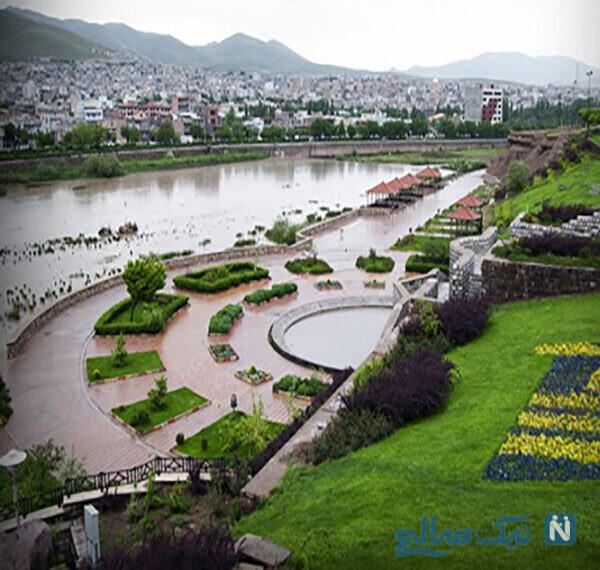با جاهای دیدنی سقز کردستان آشنا شوید