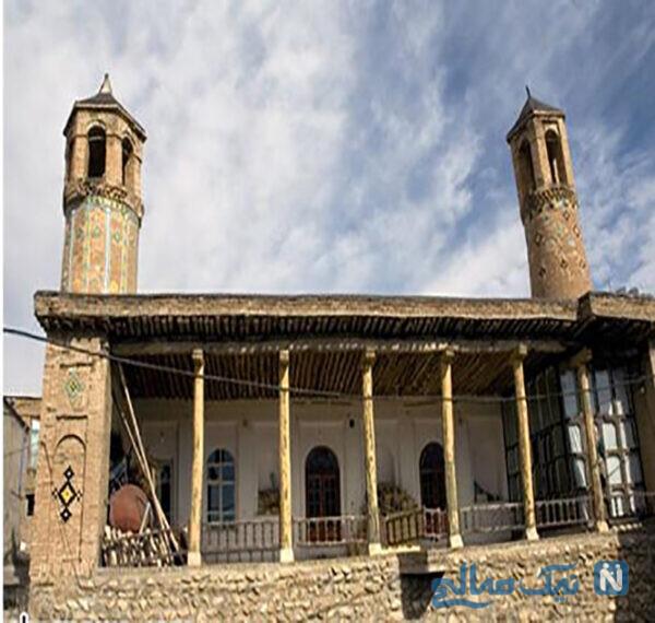  مسجد دومناره 