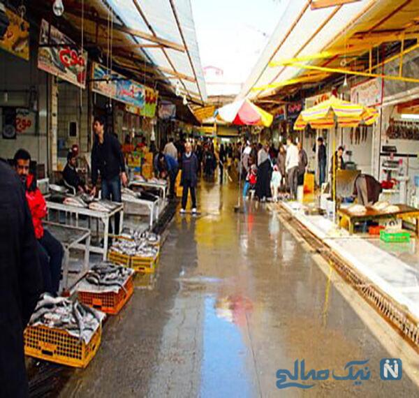 بازار ماهی آن بزرگترین و مشهورترین بازار خرید