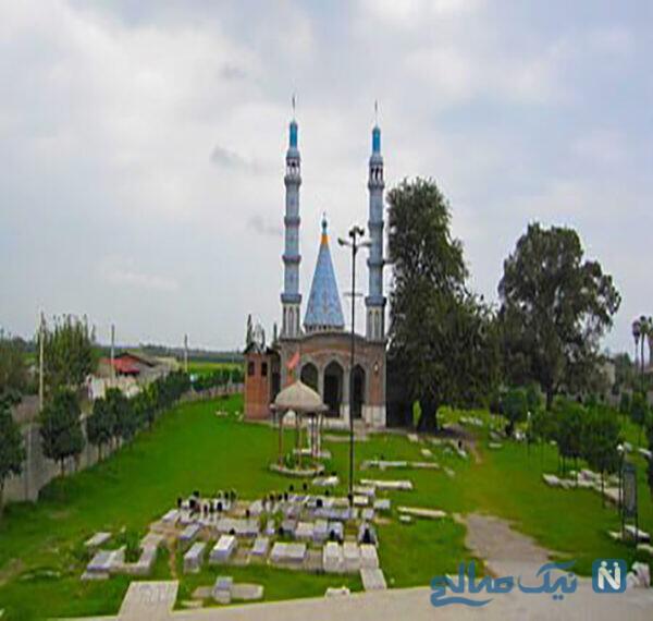 بنای امامزاده