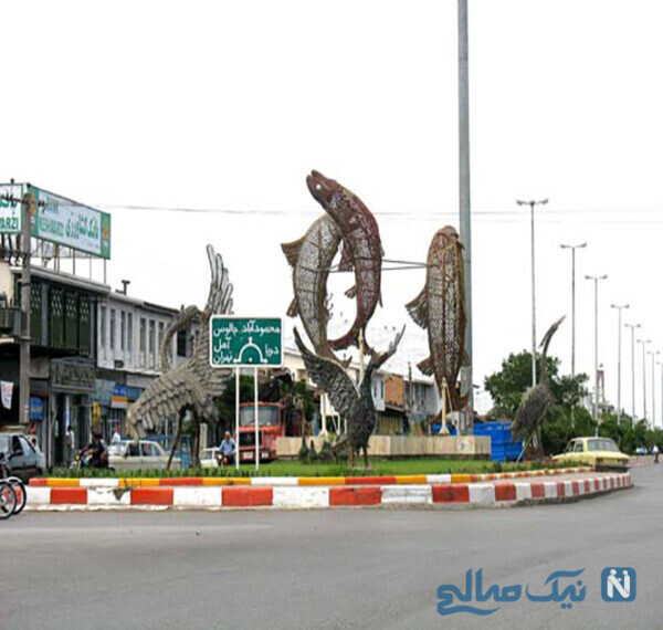 معرفی جاهای دیدنی بندر فریدونکنار شهر ساحلی استان مازندران