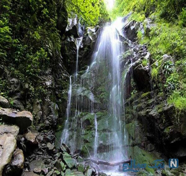 آبشار چلم رز