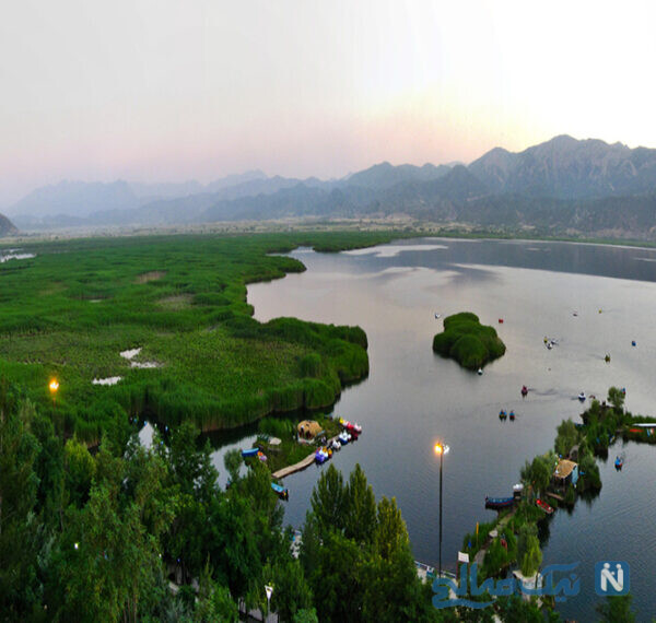 دریاچه زریبار