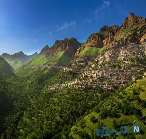 معرفی جاهای دیدنی مریوان و جاذبه های گردشگری آن