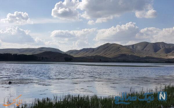 مناطق گردشگری بستان آباد