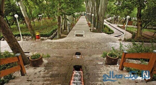 پارک میرزا کوچک خان مشهد