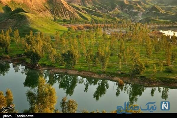 مناطق گردشگری بهبهان در خوزستان