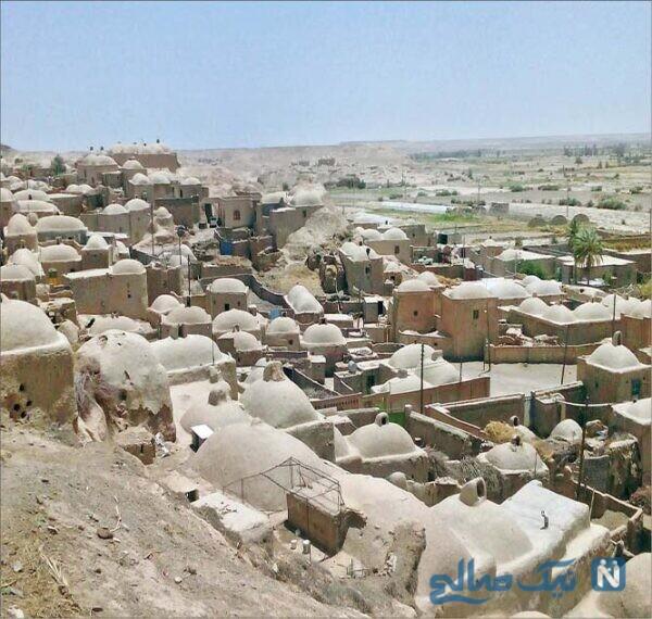 روستا در سیستان