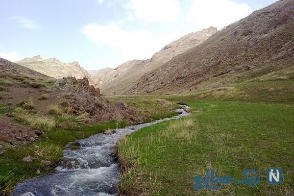 جاهای دیدنی هریس در آذربایجان شرقی