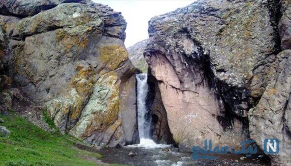 آبشار شیران
