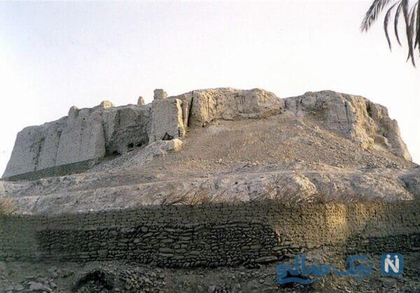 مناطق دیدنی نیکشهر