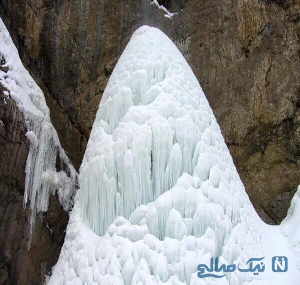 جاهای دیدنی آبشار سنگان