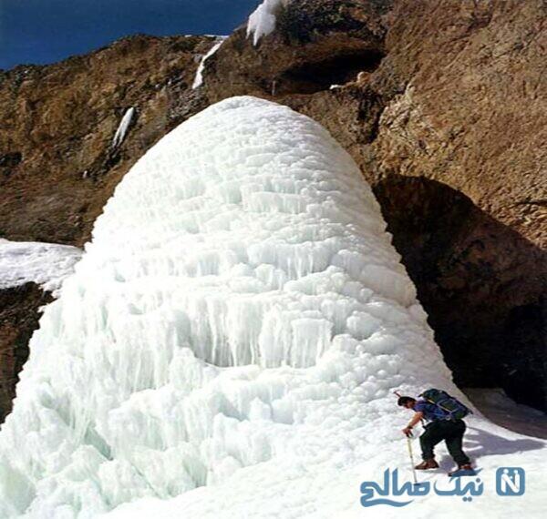 آشنایی با جاهای دیدنی آبشار سنگان استان تهران