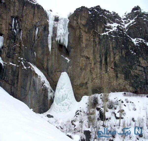 دره سنگان یکی از درههای پر آب منطقه