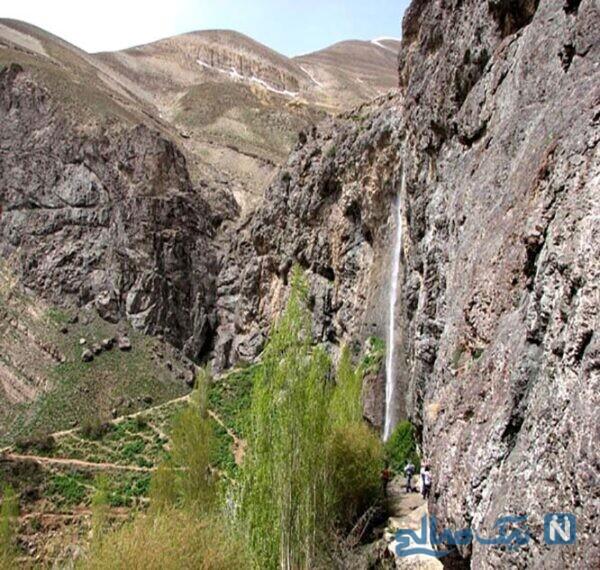 از دیدنی های روستای سنگان