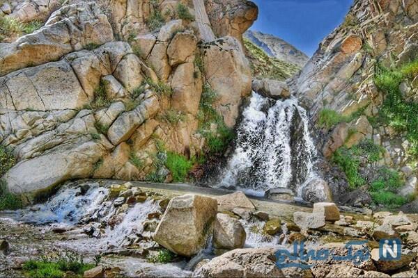 مناطق دیدنی سراب در آذربایجان شرقی