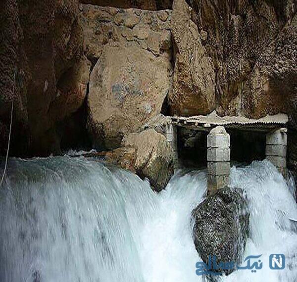 نحوه دسترسی به آبشار بل