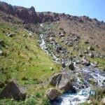 معرفی جاهای دیدنی آبشار گورگور اردبیل