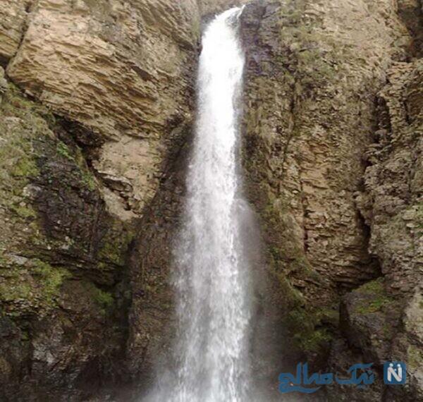 جاهای دیدینی آبشار گورگور