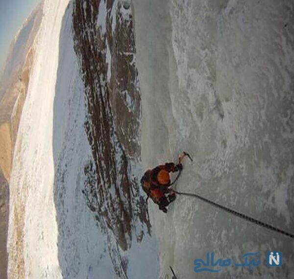 وسایل موردنیاز برای سفر به آبشار یخی هملون