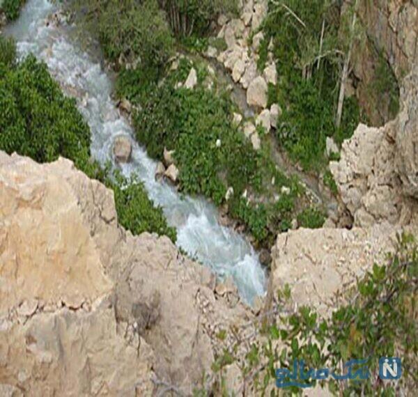 جاهای دیدنی آبشار خفر