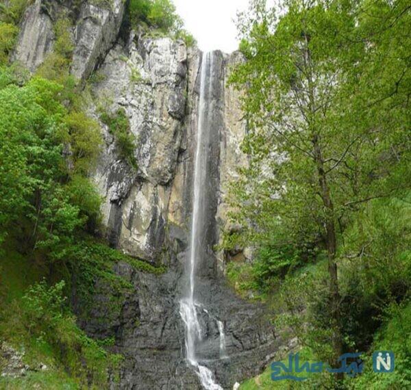 راه دستیابی این آبشار
