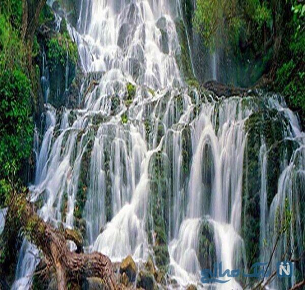 جاهای دیدنی آبشار شوی خوزستان