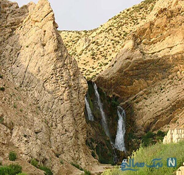 جاهای دیدنی آبشار کوهرنگ